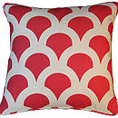 Grand Kyoto Koi Cherry Cushion