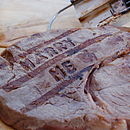 Steak Branding Iron