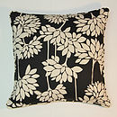 Penelope Noir Cushion