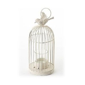 Bird Cage - lights & candles