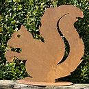 Rusty Squirrel