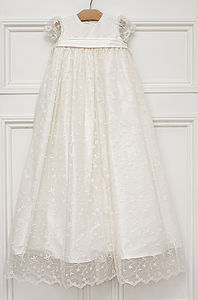 Christening Gown 'Ava' - christening wear