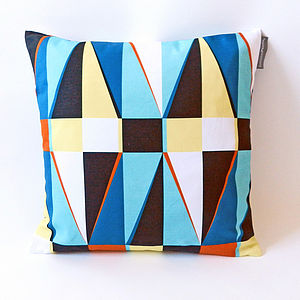 Spectrum Cushion Cover - patterned cushions