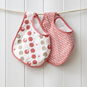 Baby Girl Bib - baby care
