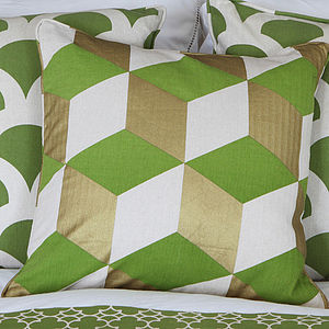 Cubes Cushion - cushions