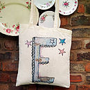 Alphabet Personalised Bag