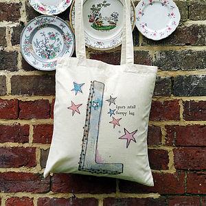 Alphabet Personalised Bag