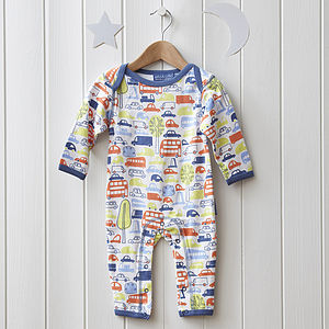 Sleepsuit For Boys