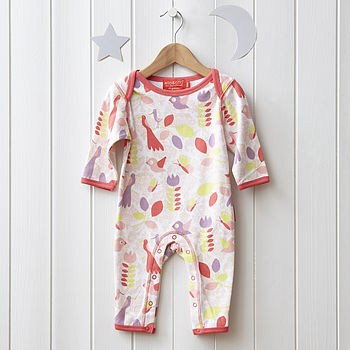 sleepsuit for baby girl