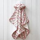 Hooded Towel For Girls