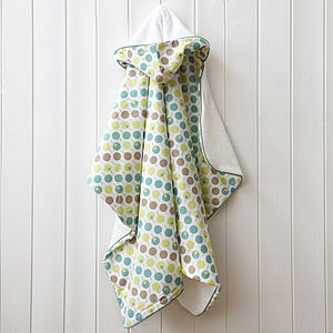 Hooded Towel For Toddlers - baby & child