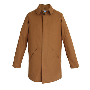 Foran Firm Jacket Cinnamon