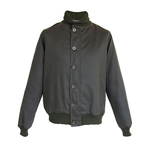 Henderson Bomber Jacket - men's fashion