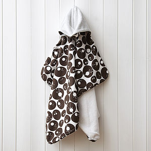 Hooded Towel For Kids - swimwear