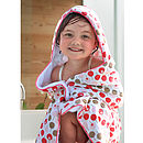 Hooded Towel For Toddlers