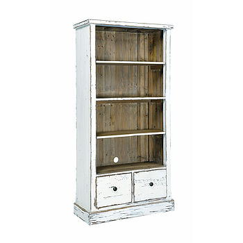 Painted Reclaimed Timber Bookcase