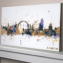 London City Skyline Cityscape