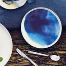 Watercolours Contemporary Dining Plate