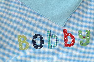 Personalised Baby Blanket - soft furnishings & accessories