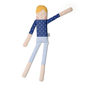 Gwen Doll – Little People - soft toys & dolls