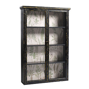 Distressed Upright Cabinet