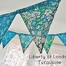 Liberty Of London Handmade Mini Bunting