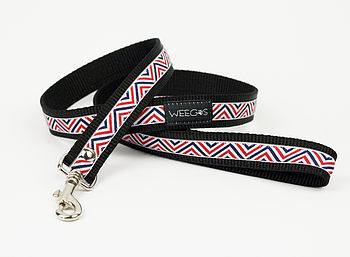 Chevrons Urban Dog Lead