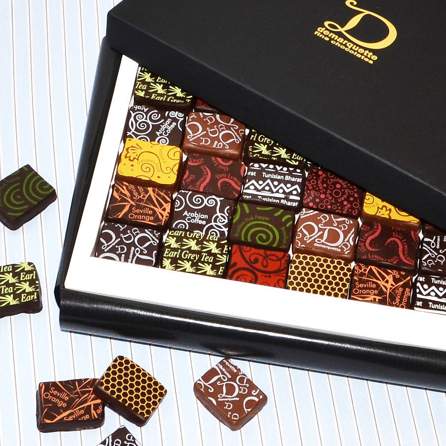 Tasting Selection Box 30 Chocolates