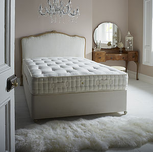 Luxury Wool Mattress And Divan Set - furniture