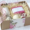 Personalised Mothers Day Pamper Gift Set