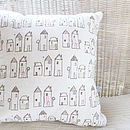 Neighbourhood Linen Cushion