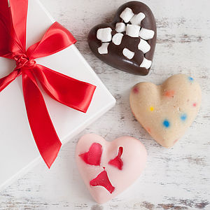 Chocolate Sweet Hearts - chocolates & confectionery