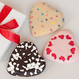 Send Your Love Monthly…Chocolate Sweet Hearts - sweet treats