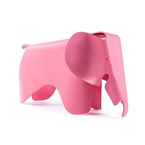 Eames Style, Fun Childs Elephant, Footstool