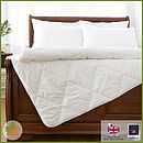 Deluxe Spring/Autumn Weight Wool Duvet
