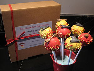 Birthday Cake Pop Baking Kit Harry Potter - cakes & treats
