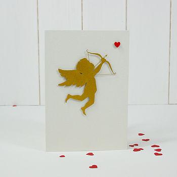 Cherub Card