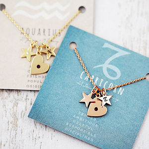 Design Your Own Birthday Necklace - necklaces & pendants