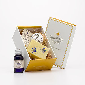 Angel's Rest Therapy Gift Box - massage & aromatherapy