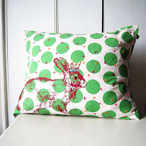 Rabbit Dot Cushion - shop by price