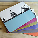 New London Table Mats Set