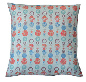 Buttons Cushion - cushions