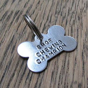 Personalised Pet Tags - gifts for your pet
