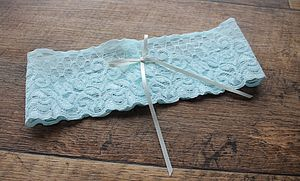 Simply Ribbons Bridal Garter - styling your day sale