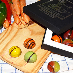 Britannia's Kitchen Garden Caramel Chocolates - chocolates & confectionery