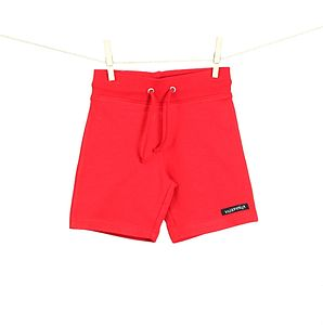 Children's Drawstring Shorts