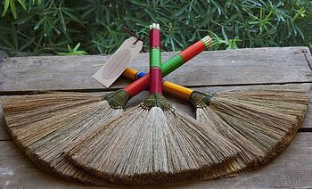 Thai Sweeping Brush