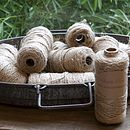 Jute Twine   Three Spools