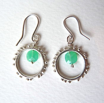 Chrysoprase - Polished