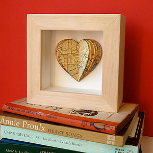 London Loveheart Artwork - shop by price